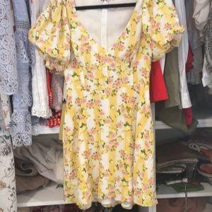 For Love And Lemons Atlanta dress